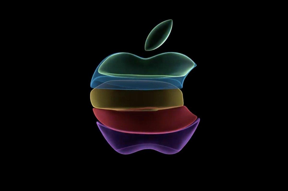 Apple logo maçã