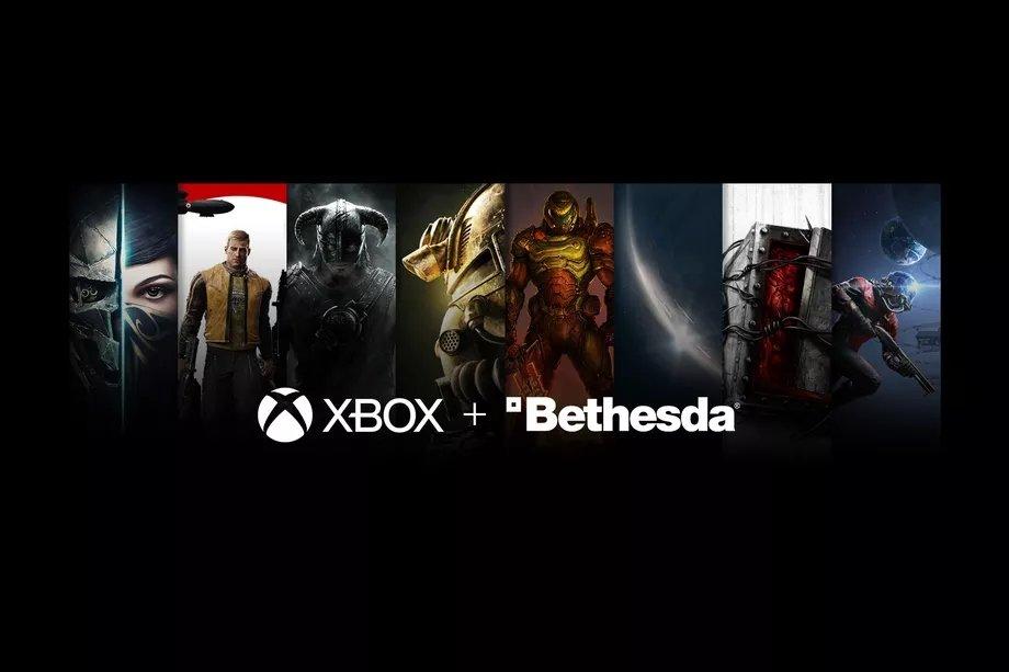 Microsoft e Bethesda