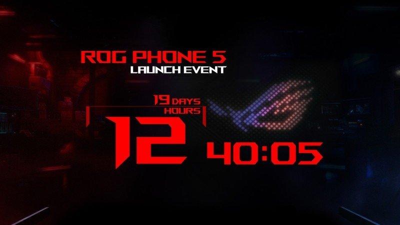 Asus ROG Phone apresentação