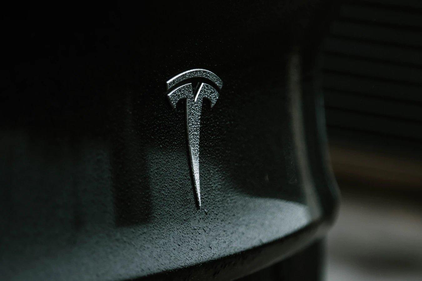 Tesla veículo logo