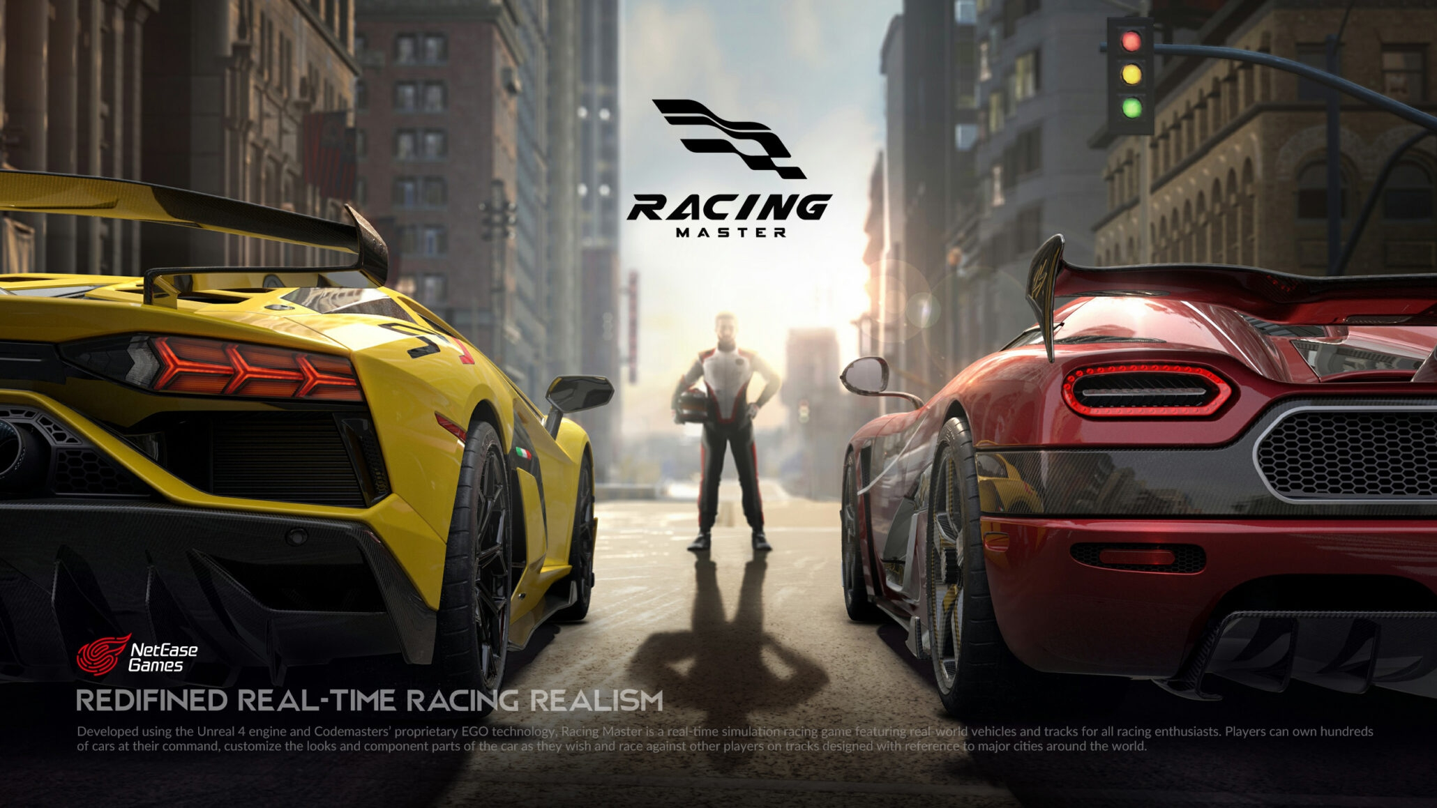 Racing Master codemasters