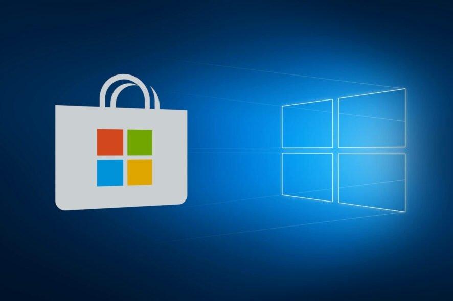 Windows 10 e Microsoft Store