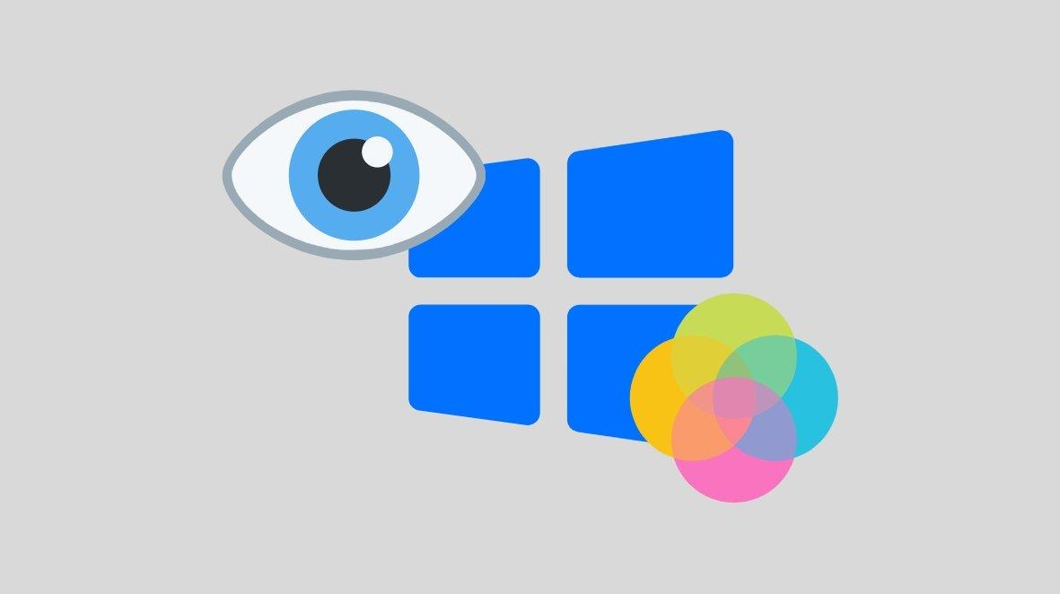 Windows e daltoniosmo