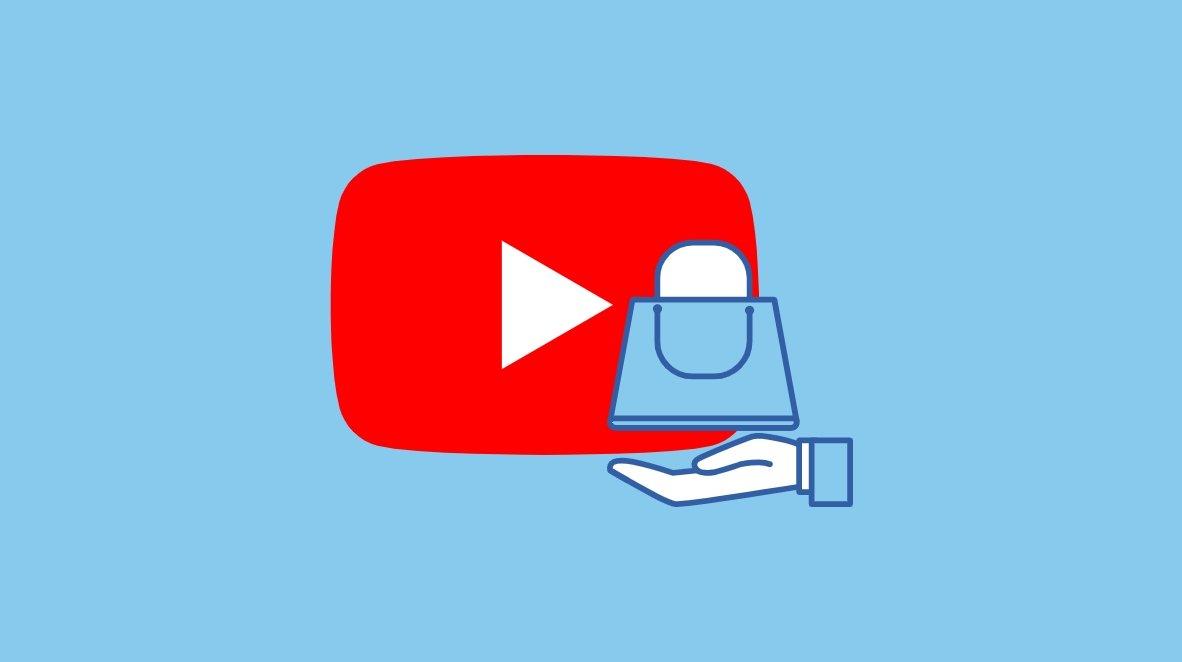 YouTube produtos logo