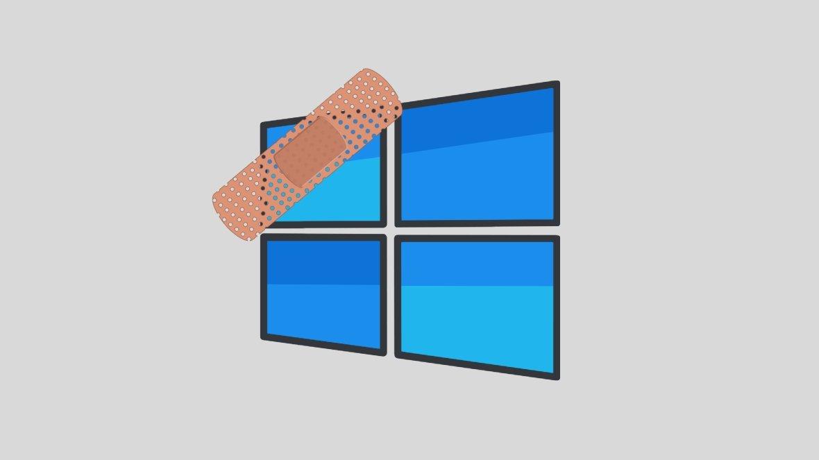 Windows 10 patch