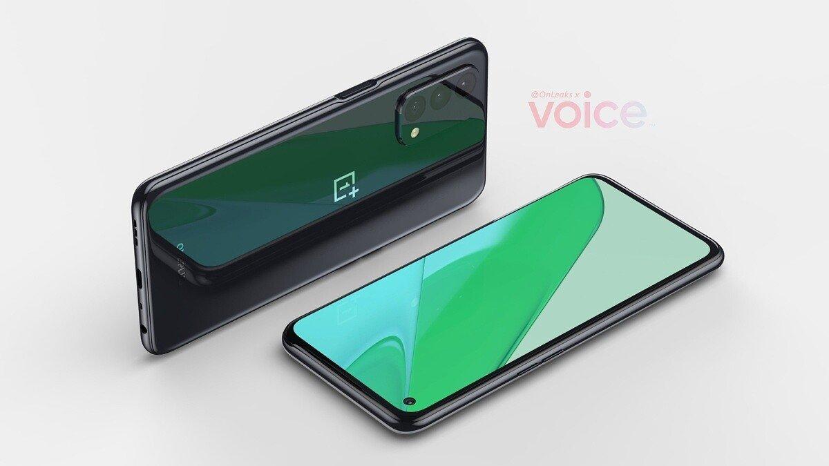 OnePlus nord novo dispositivo