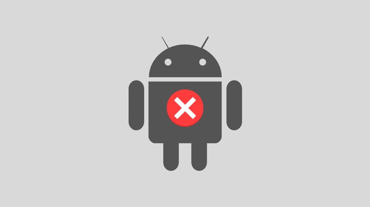 Android app erro