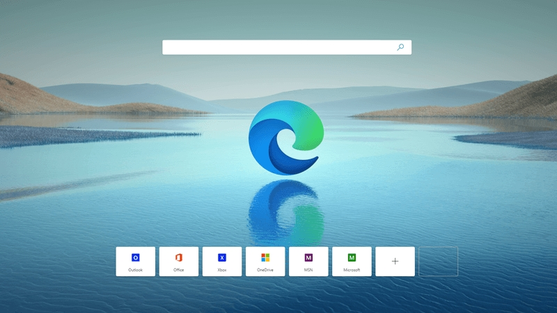 Microsoft Edge e Linux