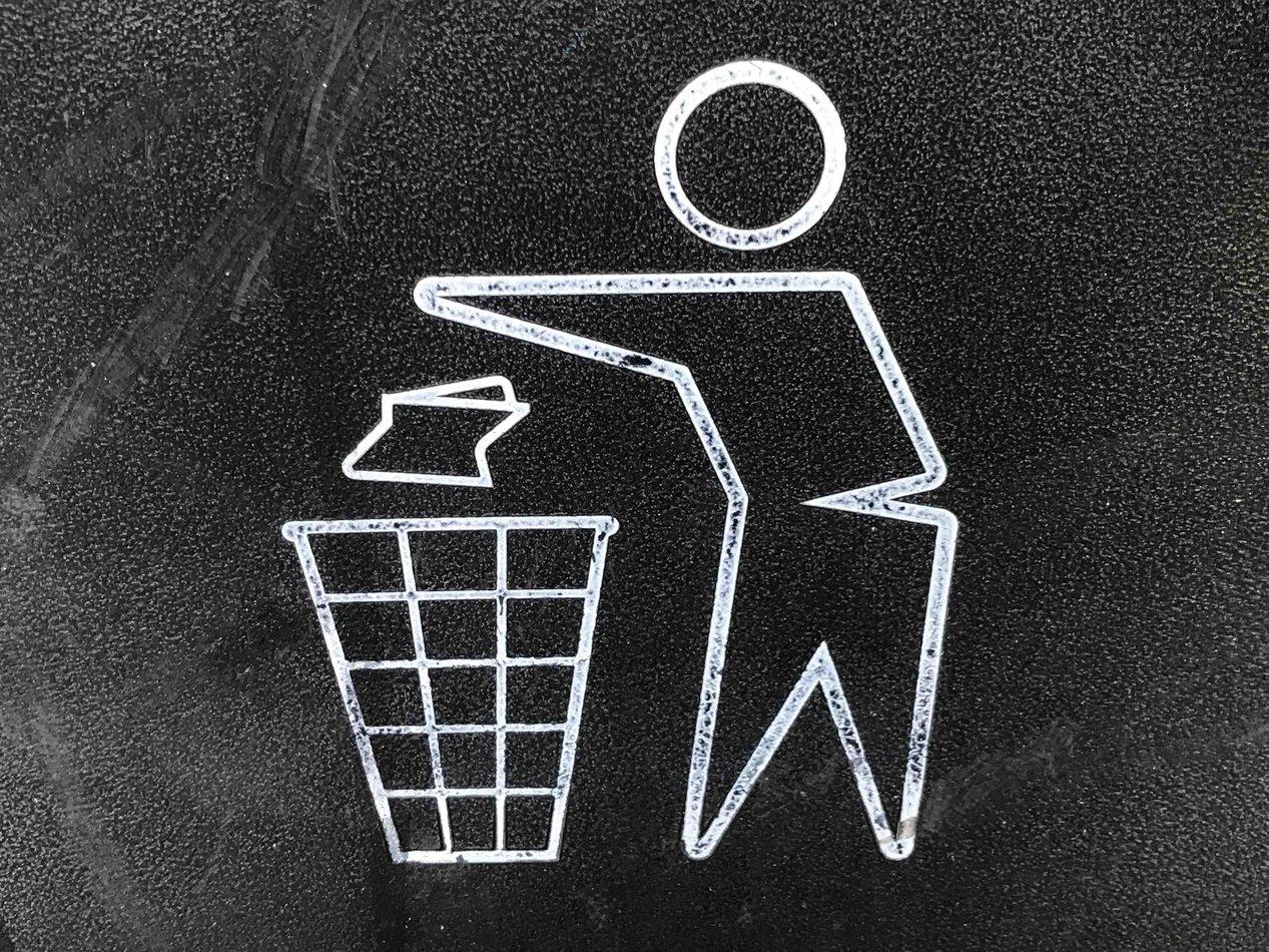 Lixo de contas