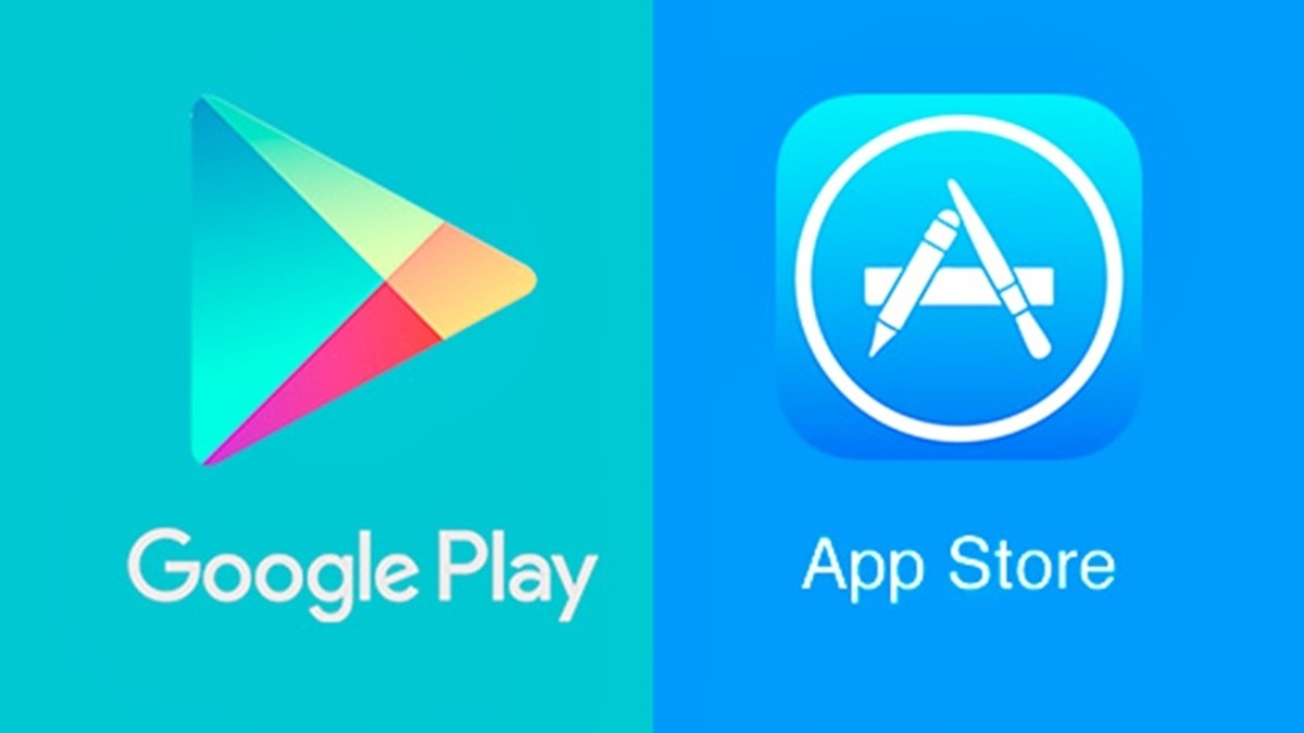 Google Play Store e Apple App Store