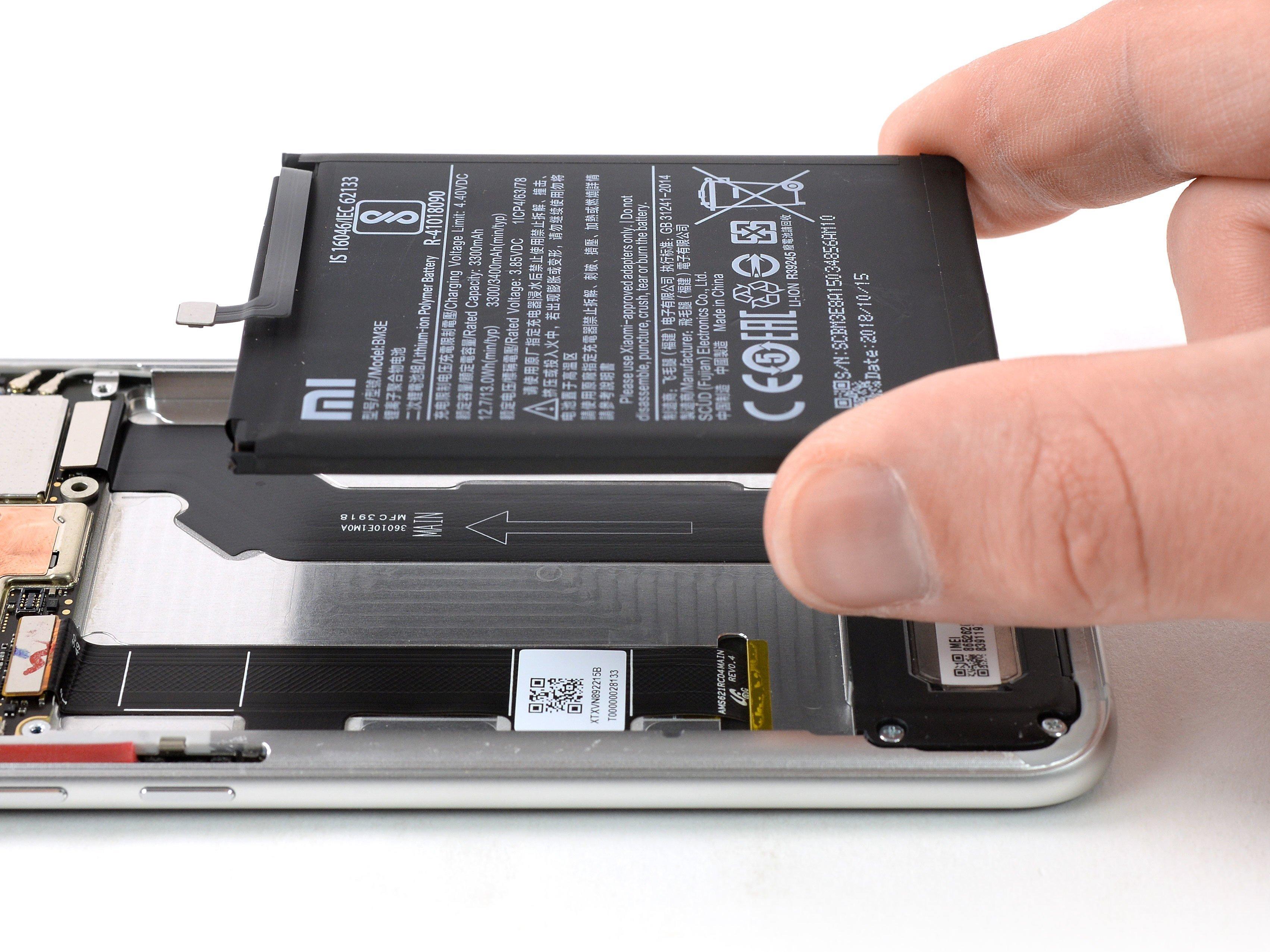 Xiaomi Mi bateria