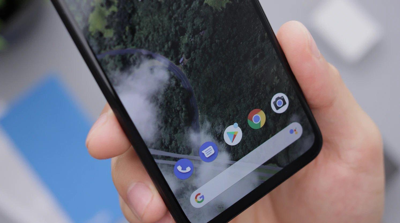 google pixel ecrã