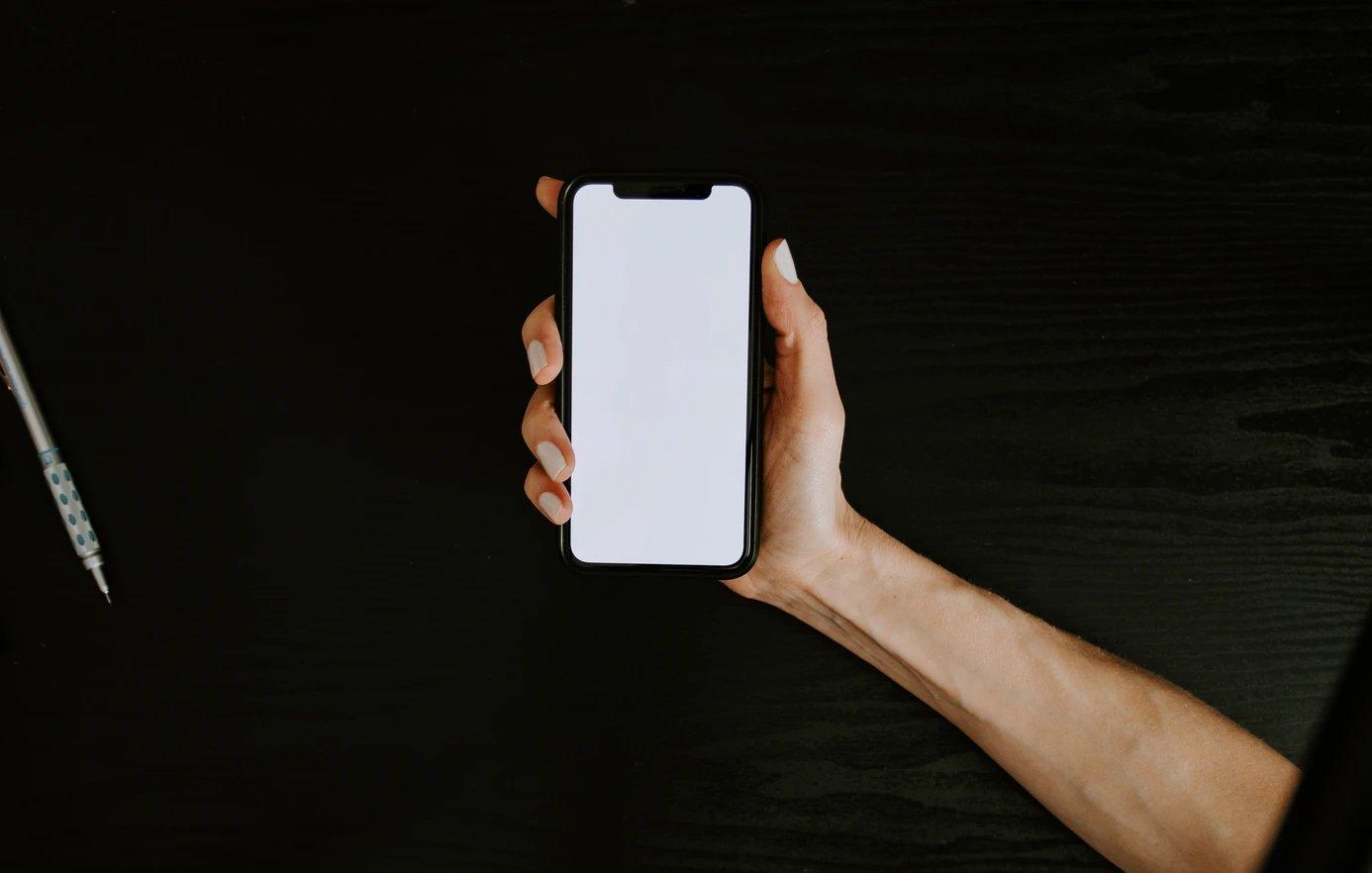 iPhone com notch