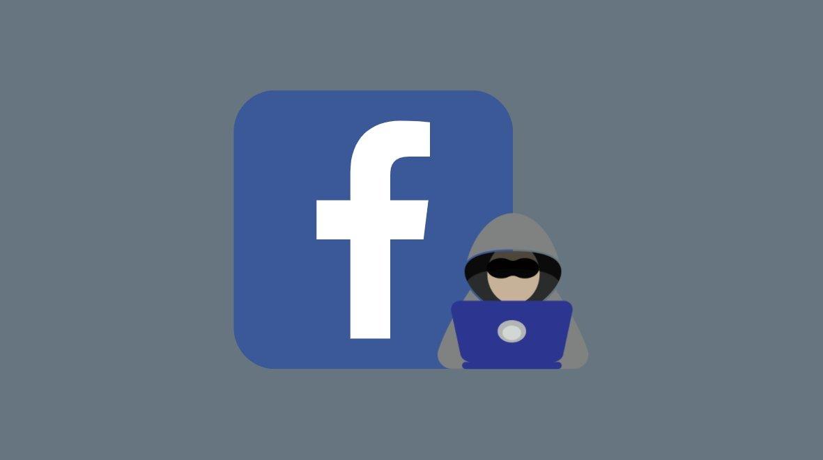 hacker no Facebook