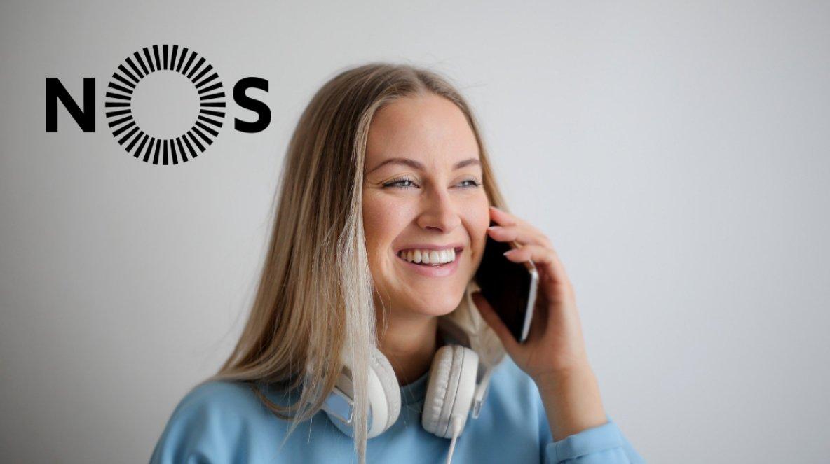 Nos chamadas telefónicas