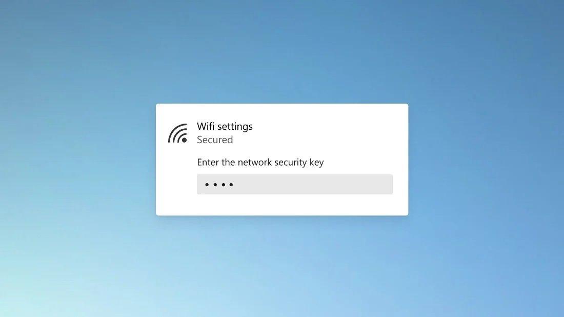 imagem da interface do windows