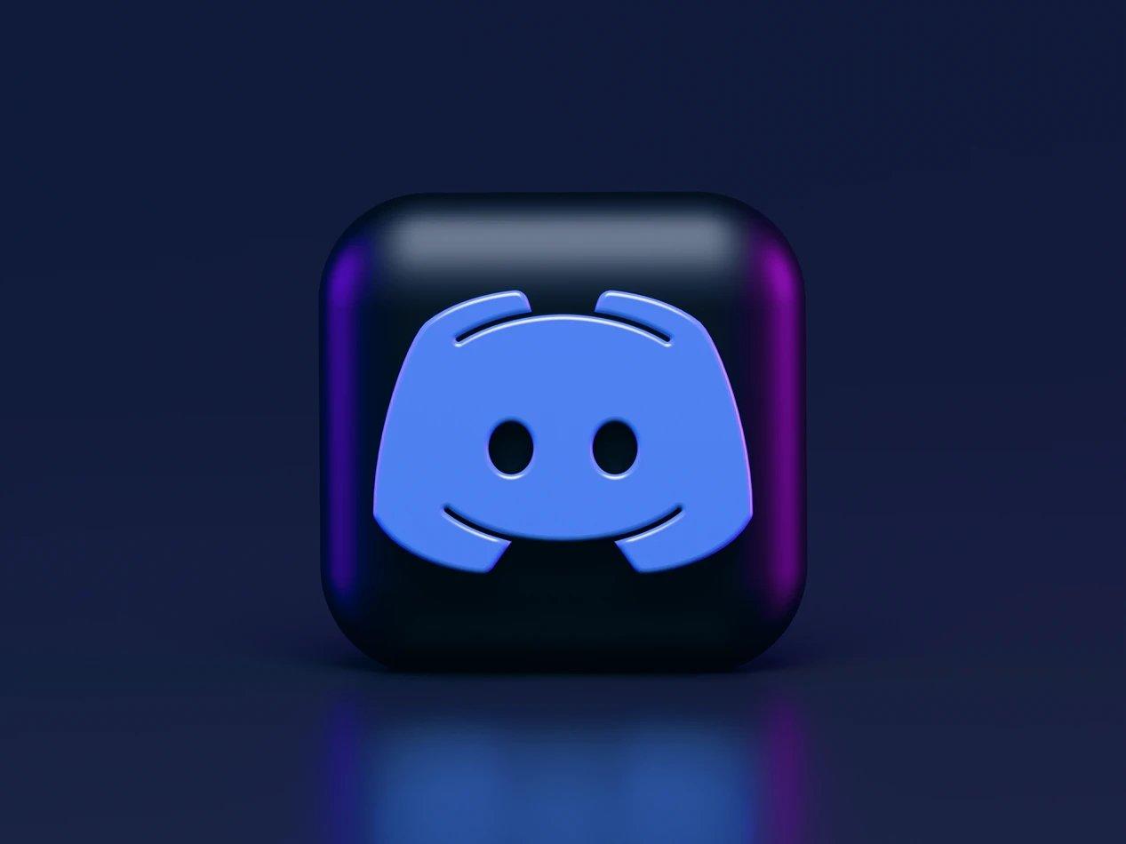 Discord logo app