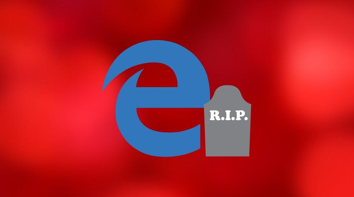 Edge legacy rip
