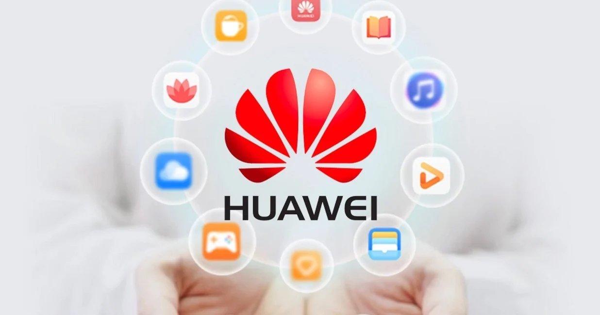 Huawei serviços moveis
