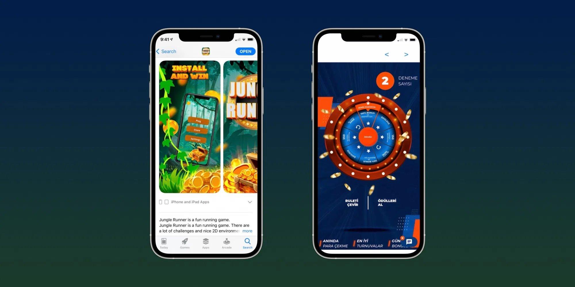 App de casino na App Store