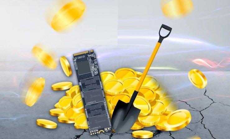 Mineração em SSD