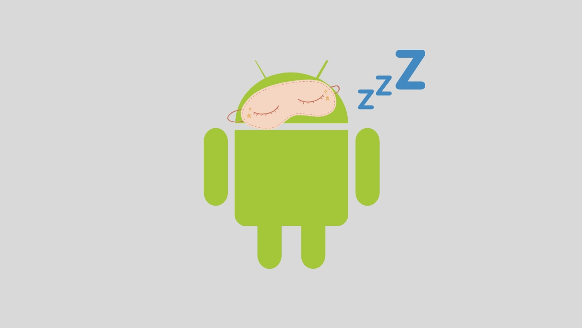 Android hibernação