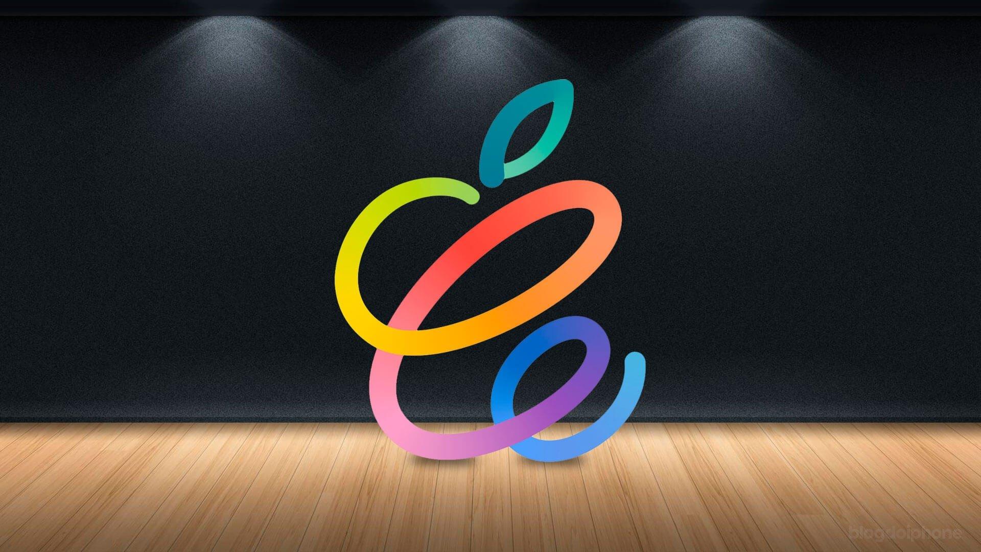 Apple logo Spring