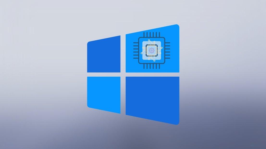 Windows uso de recursos