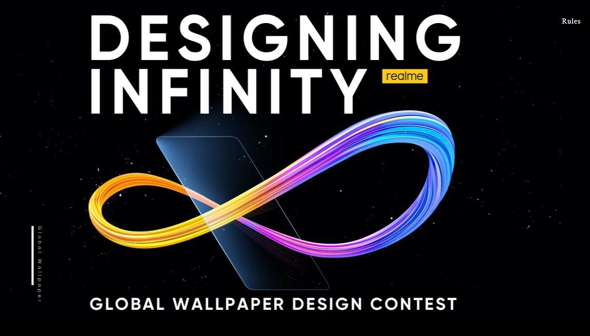 Realme concurso wallpaper