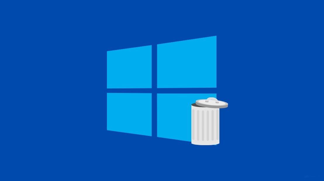 Windows 10 remover atualização