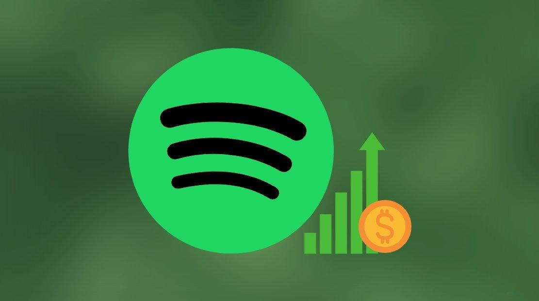 Spotify Premium preços