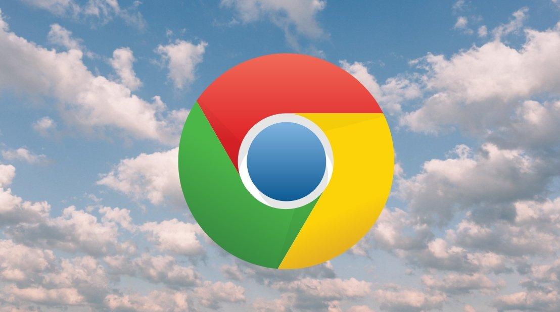 Google chrome na cloud