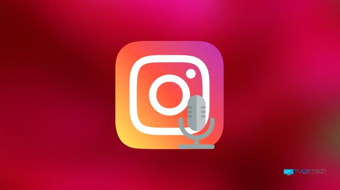Instagram lives apenas com som