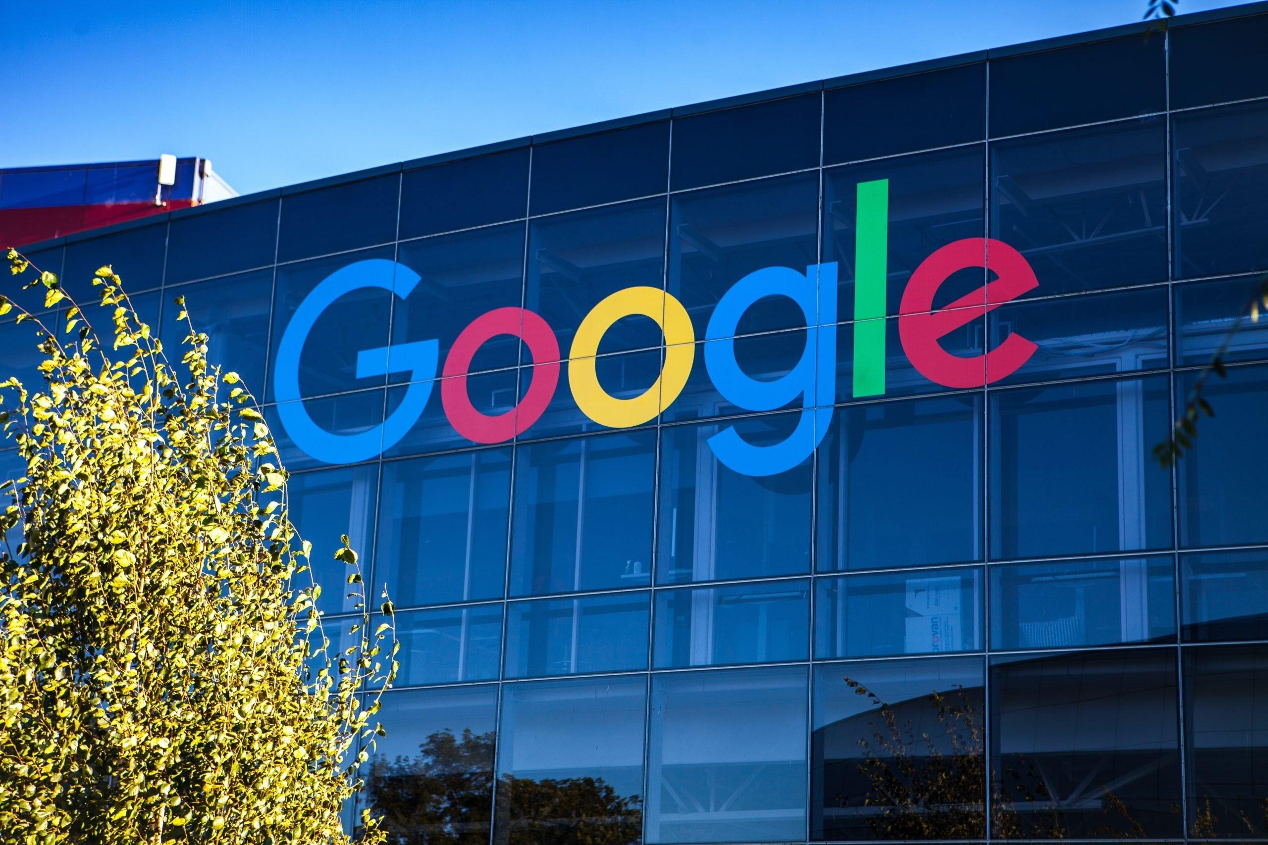 Google sede empresa