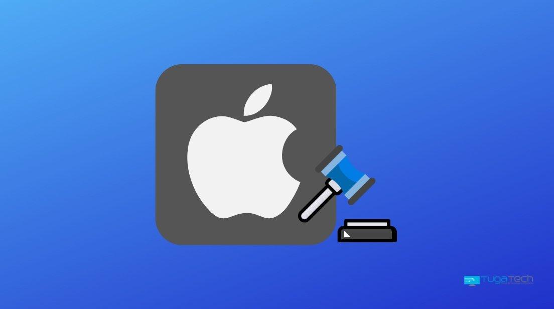 Apple justiça