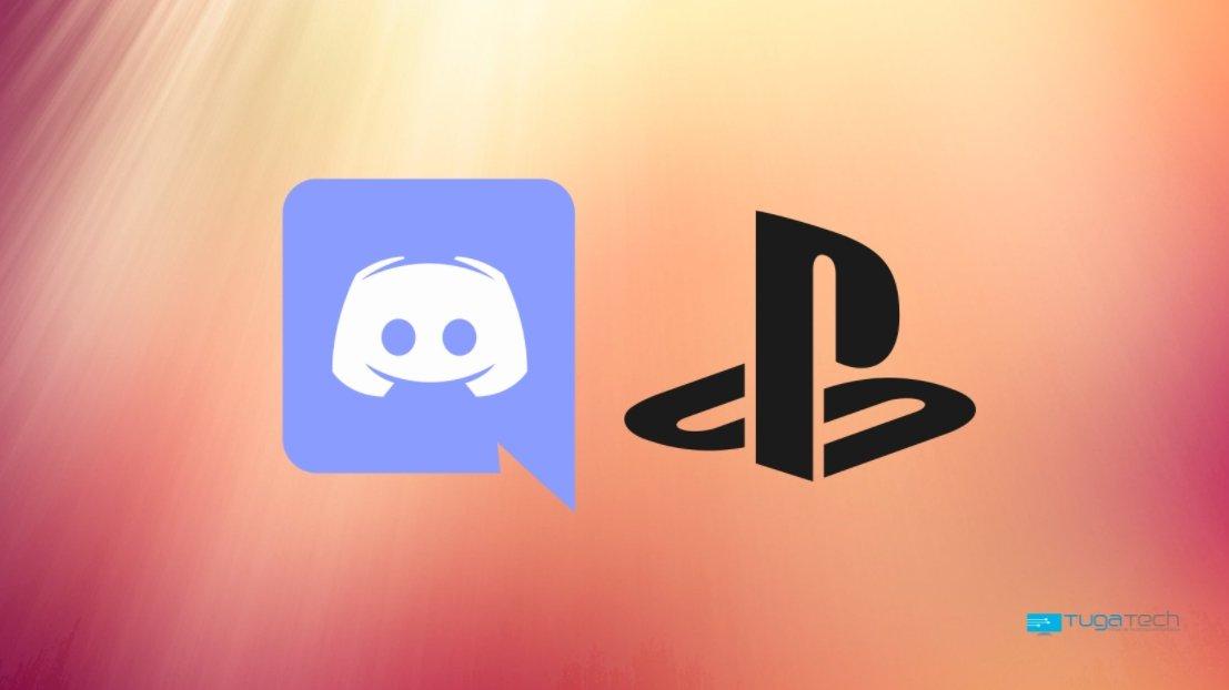 Sony e Discord na Playstation