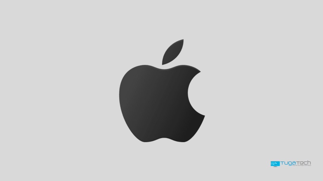 Apple logo da maça