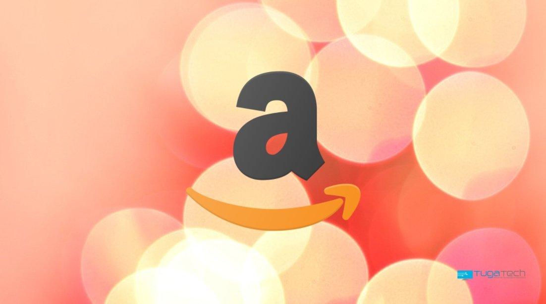 Amazon logo da empresa