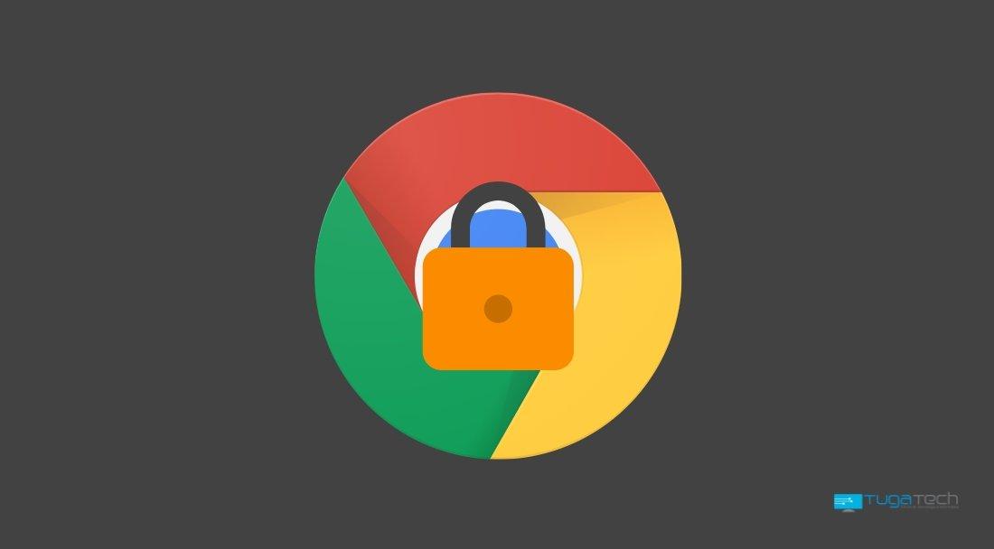 Google Chrome lock