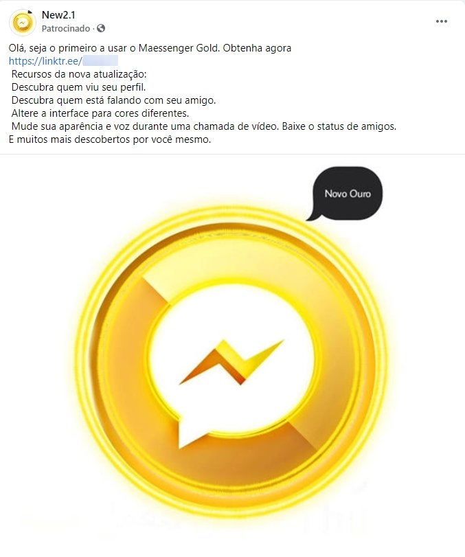 messenger gold esquema