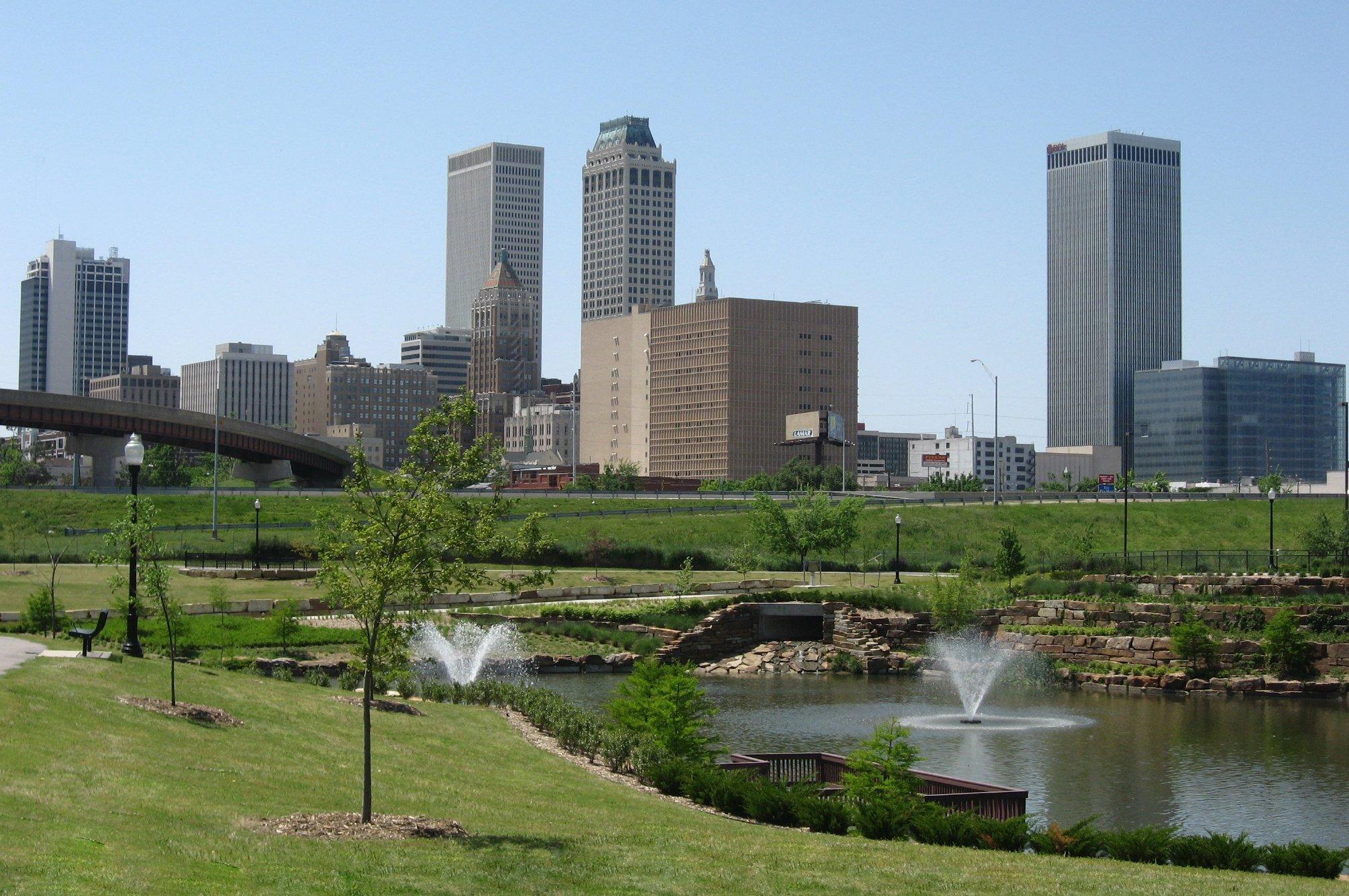 Cidade de Tulsa