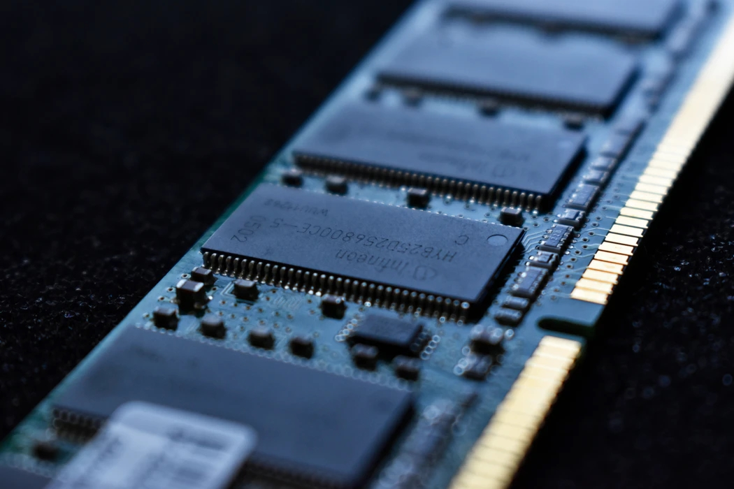 chips em memória RAM
