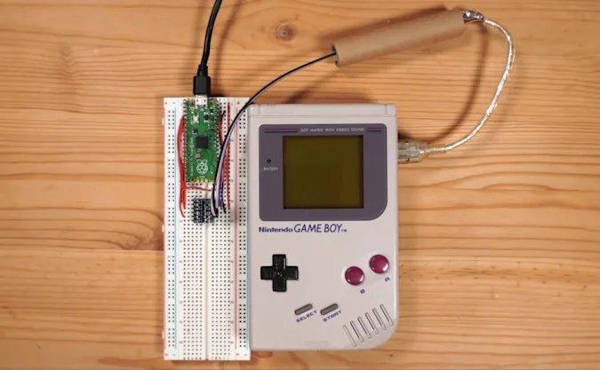 Game Boy internet
