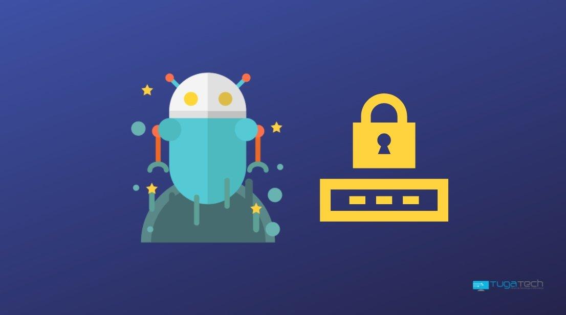 Cloudflare chave de segurança