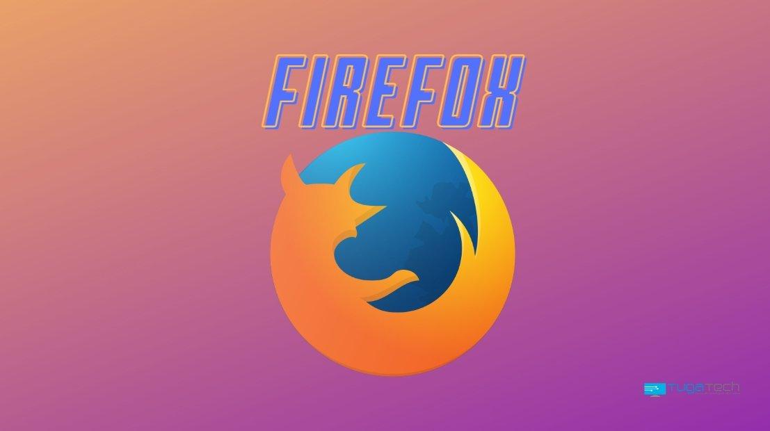 Firefox novo design