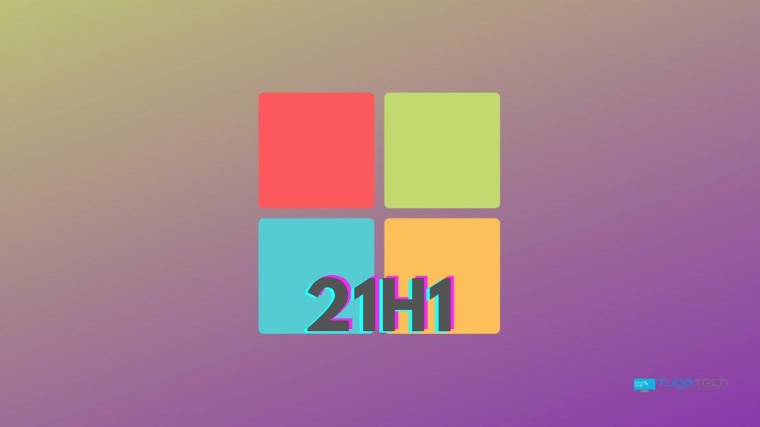 Windows 21h1