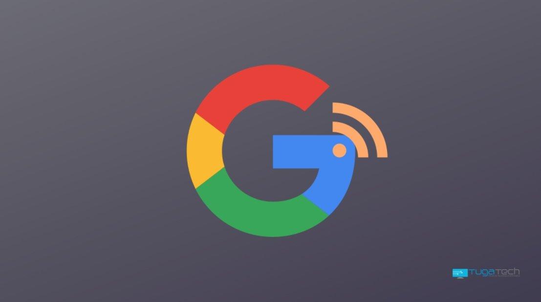 Google Reader no Chrome