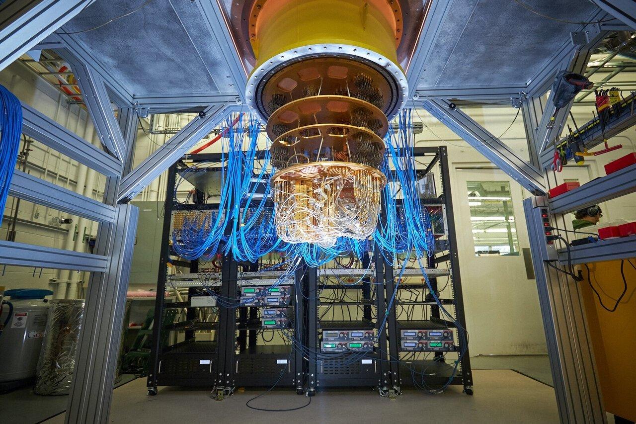 Google computador quantico