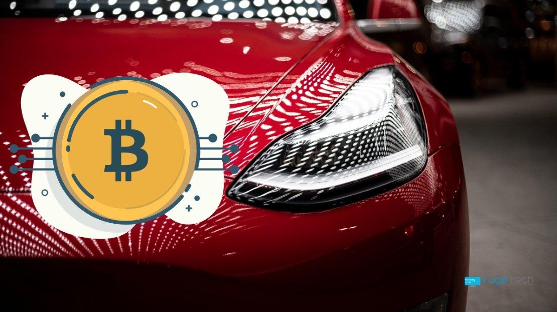 Tesla em bitcoin