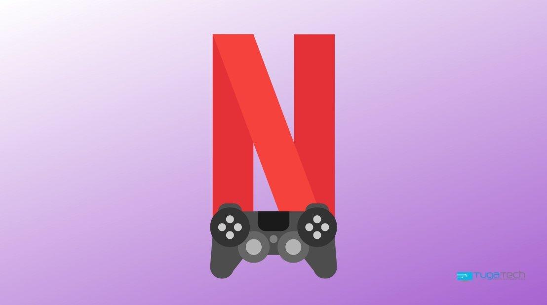 Netflix com videojogos